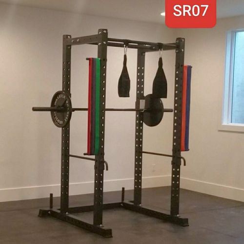 #1 Seller! 750# Rated Power Cage / Bench Combo sqr for sale in Midvale , UT