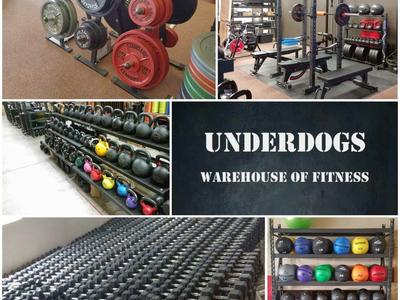 WEIGHTS! Underdogs New Year Mega Deal! *ufwp