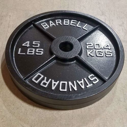 4 Pair Commercial Quality Olympic Plates *opm* for sale in Midvale , UT