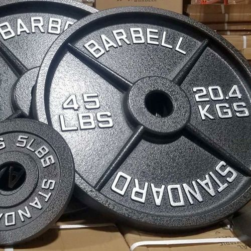 350# IWF (skinny) Premium Olympic Plate Set for sale in Midvale , UT