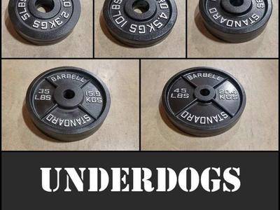Underdogs Build-A-Set Olympic Plate Offer! *OPM*