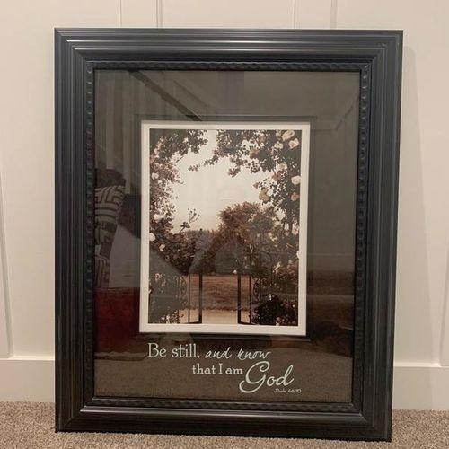 Psalm 46:10 Framed Art  for sale in Layton , UT
