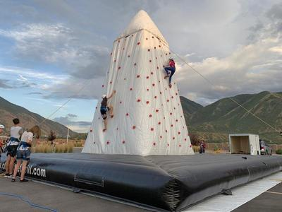 Inflatable Climbing Mountain