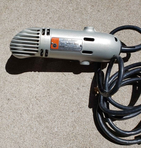 Vintage Heavy Duty Shorty Drill for sale in Centerville , UT