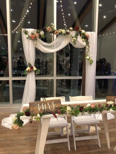 Rustic Wood Wedding Arch, Ceremony Arch for rent in American Fork , UT