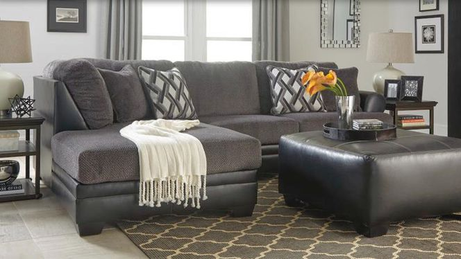 New LAF 322 Chaise Sectional Sofa for sale in Midvale , UT