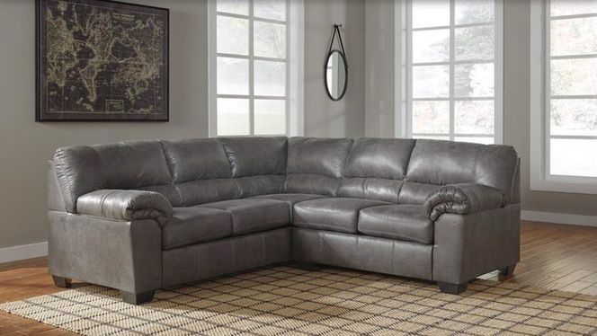 New 120 Gray Sectional for sale in Midvale , UT