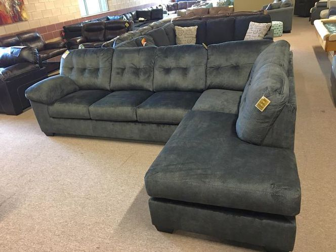 Super Plush Charcoal 705 Sectional for sale in Midvale , UT