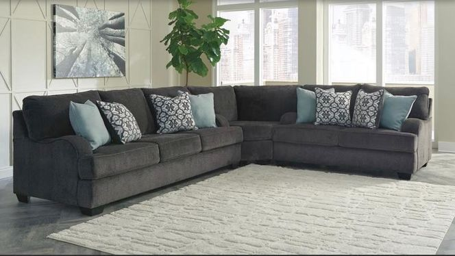 New 141 Slate Sectional for sale in Midvale , UT
