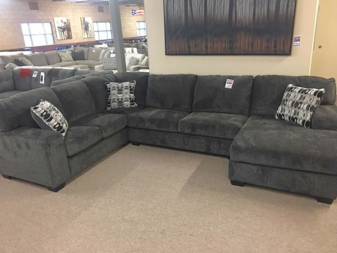 New 80703 Chaise Sectional for sale in Midvale , UT