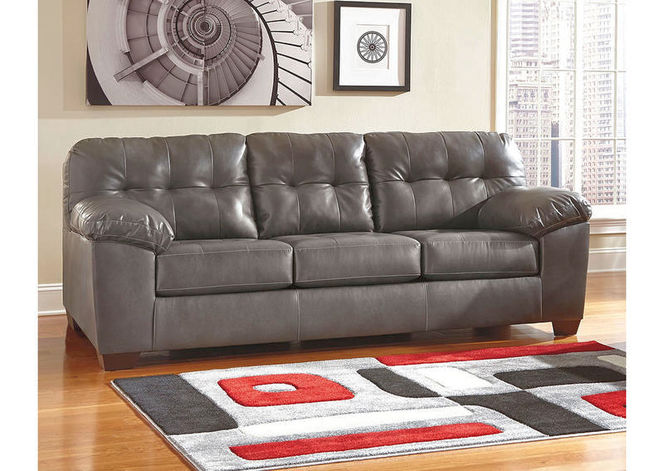 201 Fuax Leather Sofa for sale in Midvale , UT