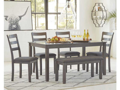 D383 6pc Table Set