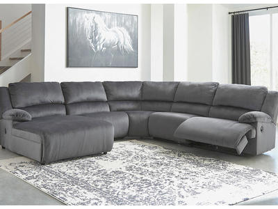 365 Gray Sectional