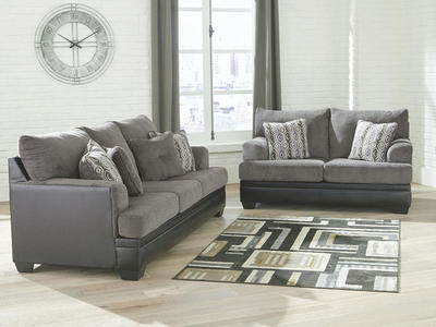 782 Gray Sectional