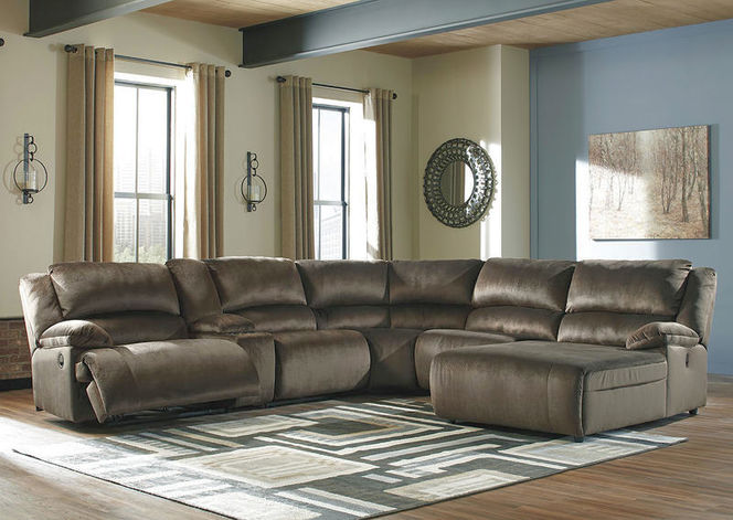 365 Chocolate Sectional for sale in Midvale , UT