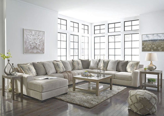 HUGE 395 Ardsley LAF Chaise Sectional for sale in Midvale , UT