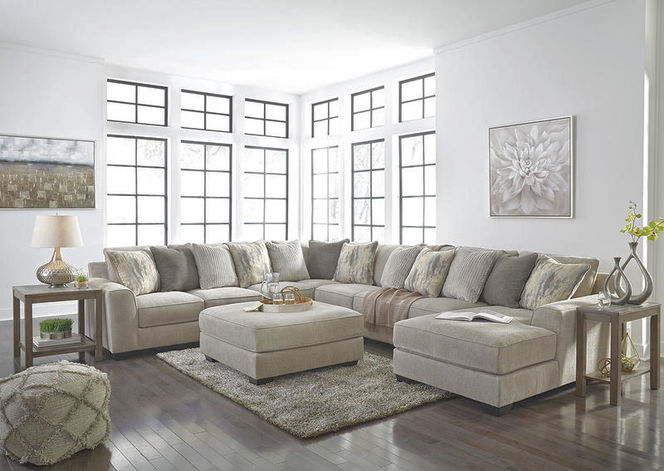 HUGE 395 Ardsley RAF Chaise Sectional for sale in Midvale , UT