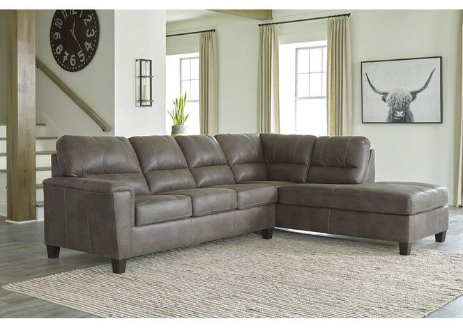 94002 Faux Leather Sectional for sale in Midvale , UT