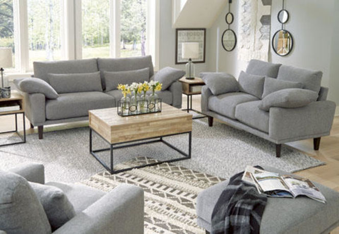 917 Gray Sofa, Loveseat, Chair & Ottoman for sale in Midvale , UT