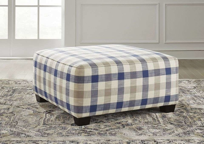 195 Plaid Ottoman for sale in Midvale , UT