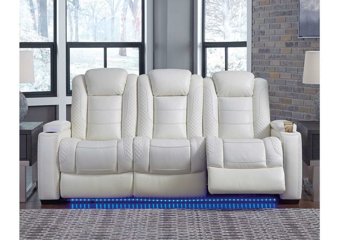 370 White Reclining Sofa for sale in Midvale , UT