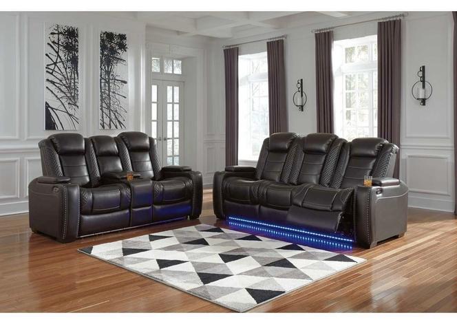 370 Black Sofa & Loveseat for sale in Midvale , UT