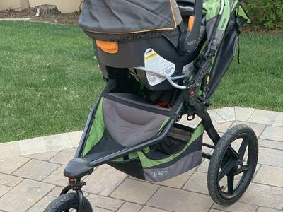 Travel System Bob+Chicco Keyfit 30
