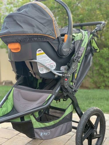 Bob Jogging Stroller With Chicco Car Seat for sale in Salt Lake City , UT