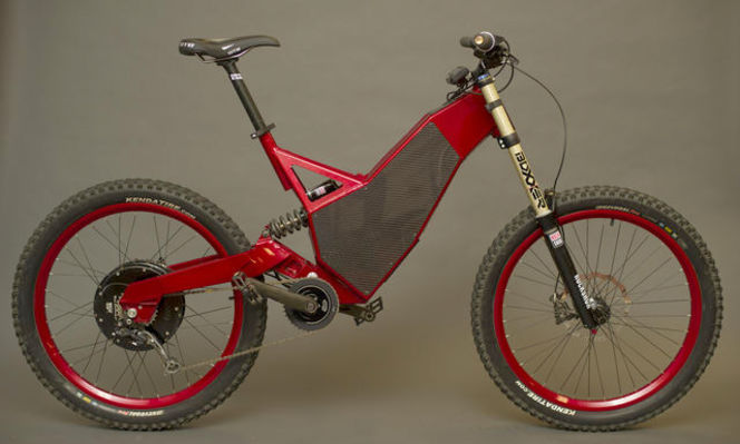 Revolution Full Susp. 64 MPH Ebike Down Hill ebike for sale in West Jordan , UT