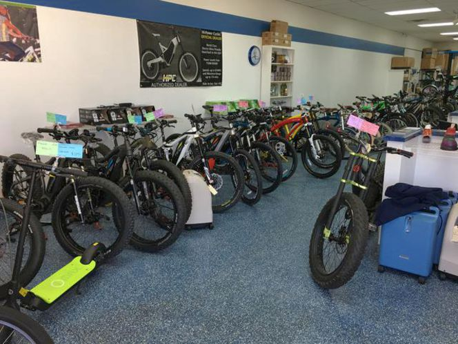 Electric Bikes Mountain Road Fat tire from $999 for sale in west jordan , UT