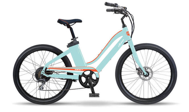 iZip Zuma Step through Ebike New on Sale throttle for sale in west jordan , UT