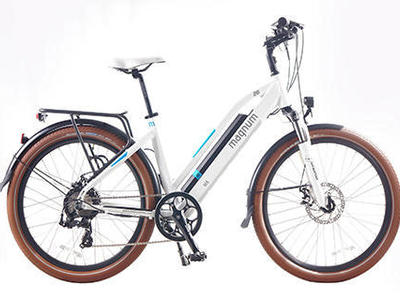Magnum ui 6 Electric Bike New Beautiful bicycle