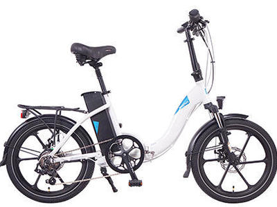 Low Step Ebike Electric Bike pedal asst throttle