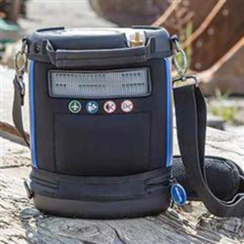 Lightly Used Portable Oxygen Concentrator warranty for sale in west jordan , UT