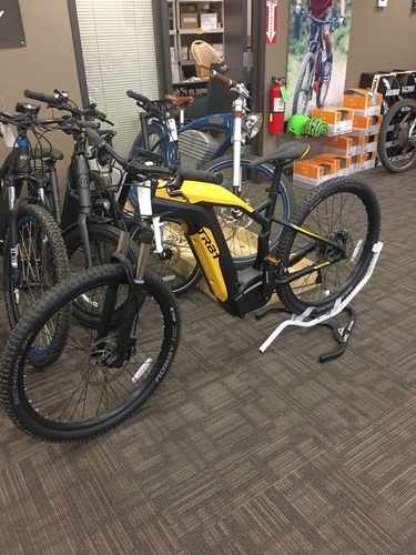BesV inSTOCK Electric Mountain Bike E new for sale in West Jordan , UT