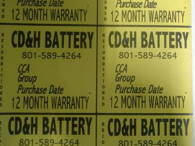 Need a battery? Special pricing see below