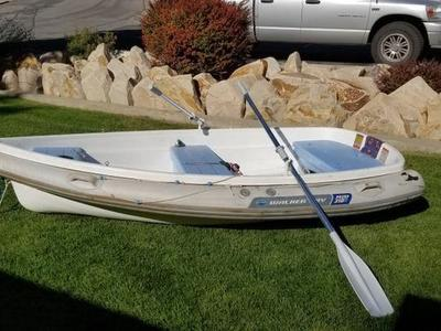 Row Boat/Sailboat for Rent (10x5)