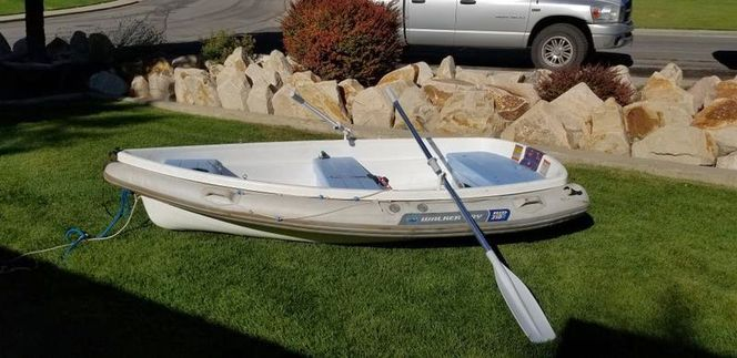 Row Boat/Sailboat for Rent (10x5) for rent in Lindon , UT