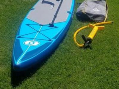 Inflatable Standup Paddle Board for Rent
