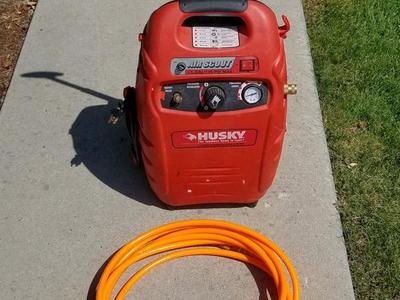 Portable Air Compressor for Rent