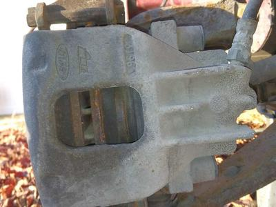 FRONT CALIPER 2003 FORD FOCUS ZTS 2.0L