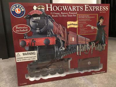 Lionel Harry Potter Hogwarts Express Train
