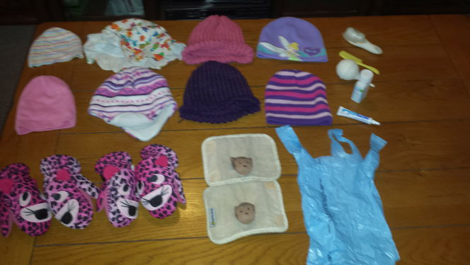 Baby Girl Hats, Gloves and other items for sale in Kearns , UT