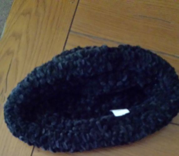 Thick Black Winter Hat for sale in West Valley City , UT