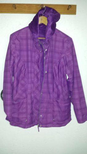 Below Zero Reversible Women's Purple Coat - XL for sale in Kearns , UT