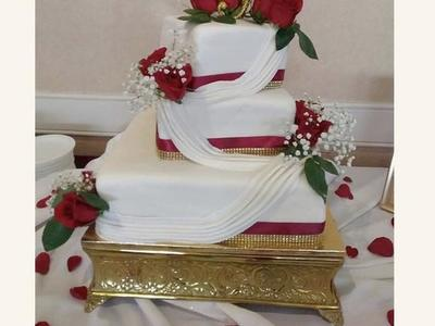 Cake Stand And Catering Equipments