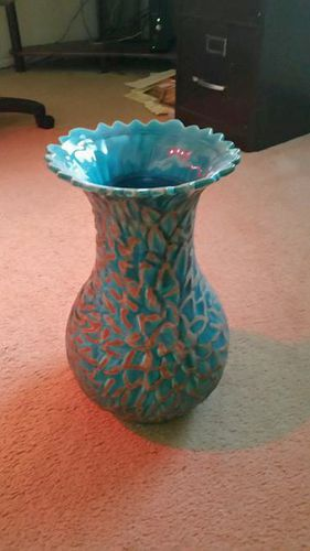 blue vase for sale in Magna , UT