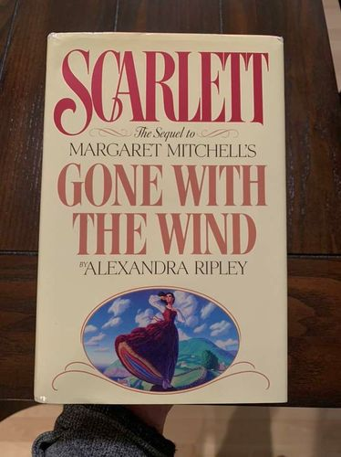 Scarlett Gone With The Wind Book *BRAND NEW!* for sale in Murray , UT
