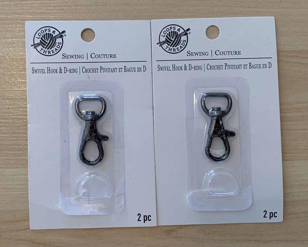 (2) Swivel Hooks *BRAND NEW!* for sale in Murray , UT