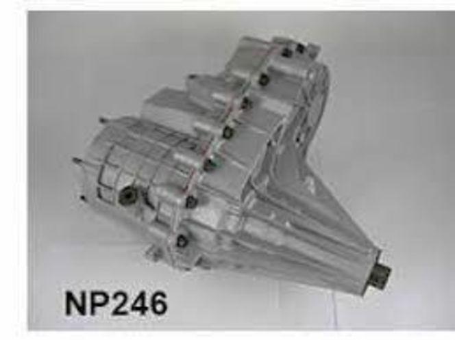 REBUILT NP246 GM TRANSFERCASE 03-07 GM TRUCKS for sale in Salt Lake City , UT